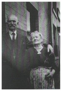 My great great grandparents, Laurence and Kathleen